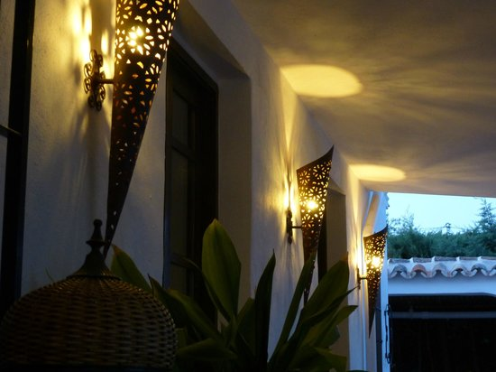 Finca Los Pinos Guesthouse: Lounge area