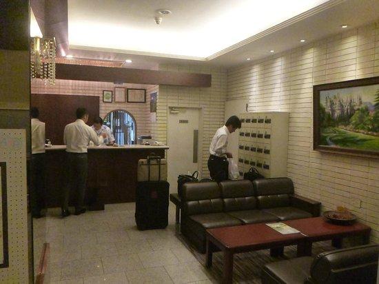 Hotel Gate in Kagoshima