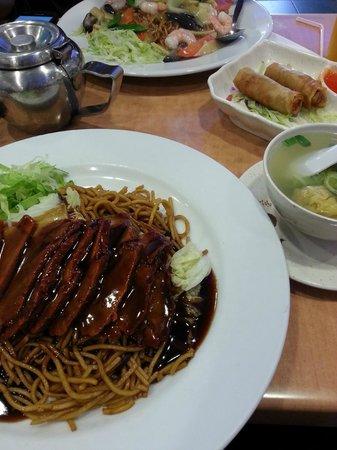 Chop Chop Noodle bar: Their Chow Mei