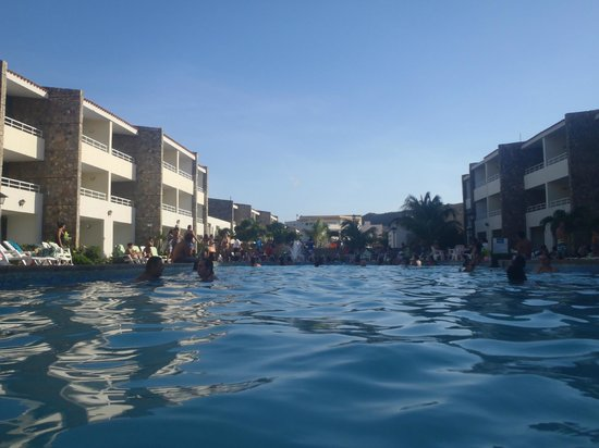 Juan Griego, Venezuela: piscina