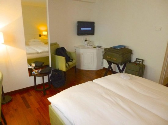 Hotel Helmhaus: comfortable room