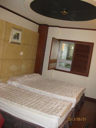 New Boolim Tourist Hotel: 608号室