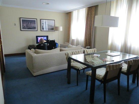 Apartamentos Turísticos Edificio Santiago: lounge