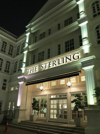 The Sterling Boutique Hotel Melaka : front view