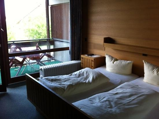 Zimmer Hotel Sonnhalde