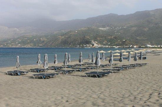 Plakias Suites: Paligremnos Beach