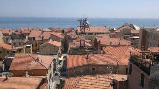 Residence Olivotti: Panorama dalla camera