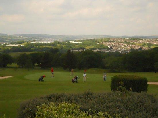 Bryn Meadows Golf, Hotel & Spa: golf course
