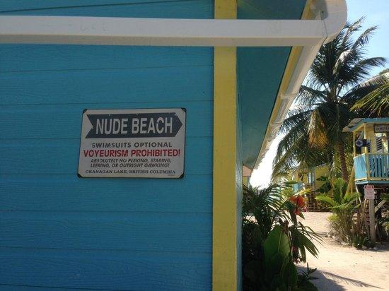 Colinda Cabanas: A little Canadian humor.  LOL
