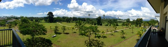 Novotel Manado Golf Resort & Convention Centre: Beautiful Scenery from Balcony