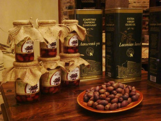 Liotrivi Historical Mansion & Boutique Hotel : Traditional Products