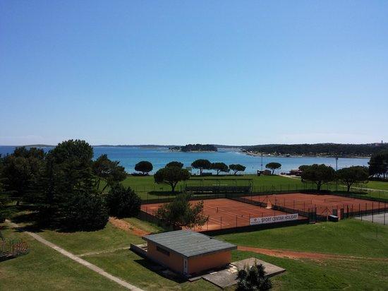 Holiday Hotel : sea sit