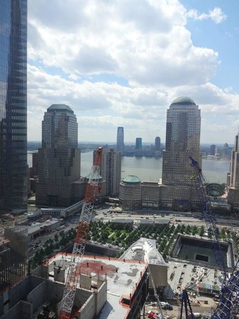 Millennium Hilton New York Downtown: View from Room 3504