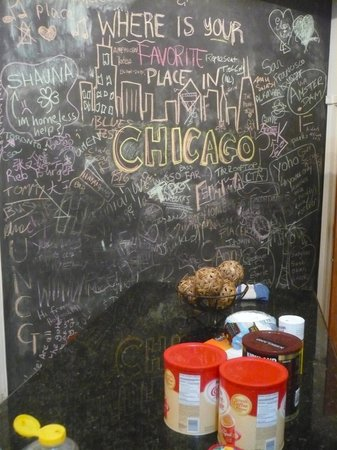 IHSP Chicago Hostel 사진