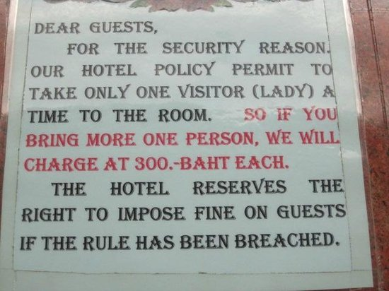 Eastiny Seven: Hotel entscheidet ueber Gaeste