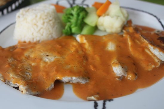 Kool Fish Restaurant: Grouper