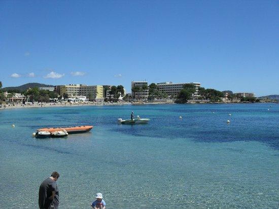Sandic Apartments : Es Cana sea