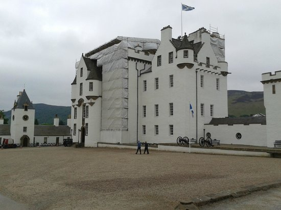 Blair Castle and Hercules Gardens: Blair Castle