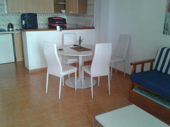 Sandic Apartments : Dining area