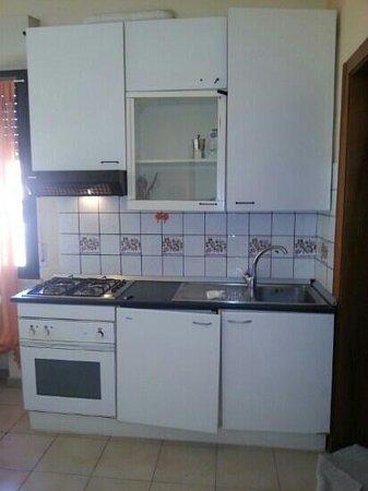 Residence Brown: cucina