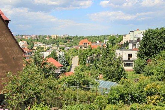 Pokoje Goscinne Na Zboczu: Вид с улицы
