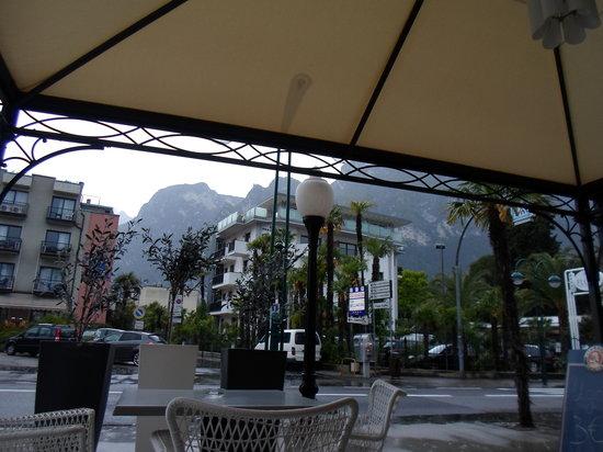 Hotel La Perla : The front seats