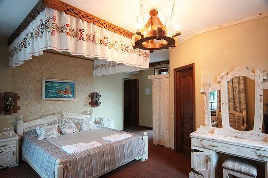 Zhar Ptitsa Hotel