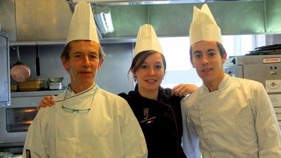 Restaurant de la Basilique : une cuisine en famille
