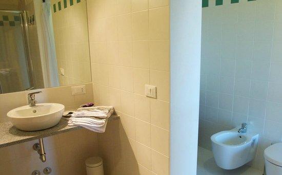 Bed and Breakfast Cascina delle Mele: Il bagno della Regina claudia