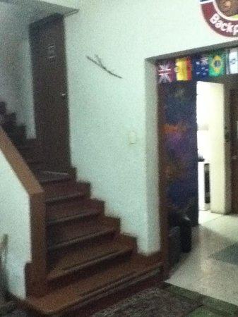 House Inn Backpacker: inside
