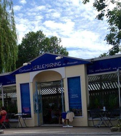 Blue marning le perreux sur marne restaurant avis for Restaurant le perreux