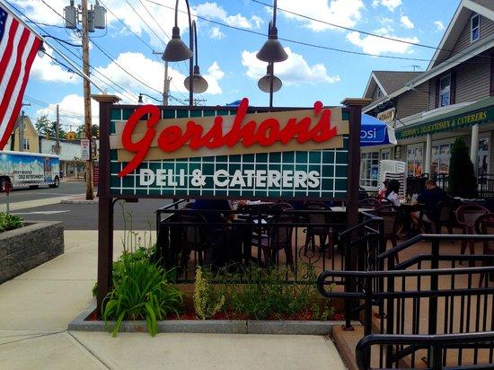 Gershon's Deli & Caterers: Gershon's Deli