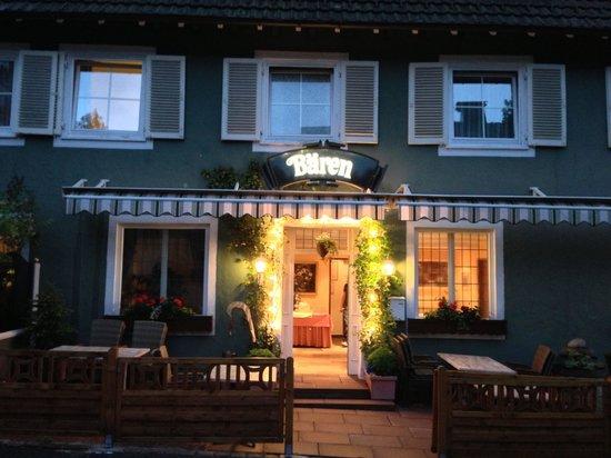 Hotel Restaurant Bären: Lovely