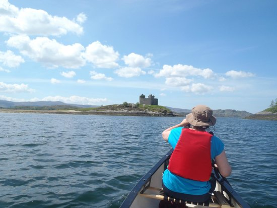Torlundy, UK: Canoeing Scotland