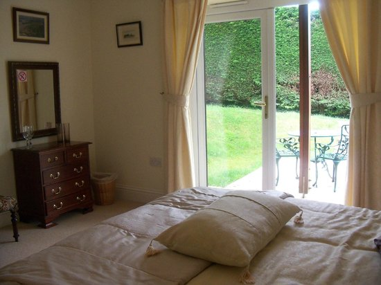 Riverdown B & B: Our lovely double room!