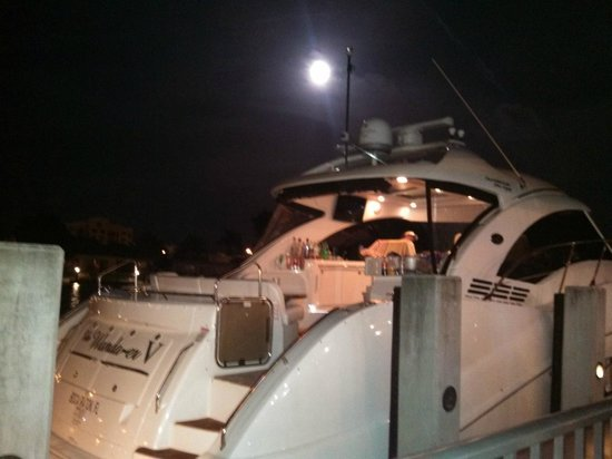 The 58'er and the Super Moon - Picture of Two Georges ...