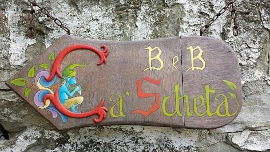 B&B Ca Scheta: B&B
