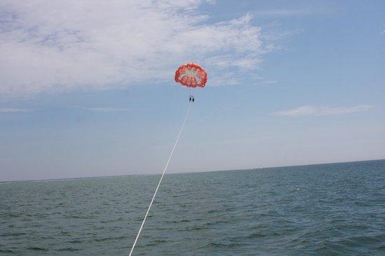 Gold Coast Parasailing & Jet Ski: Parasailing