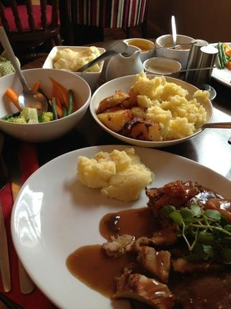 The Station Inn: Sunday dinner