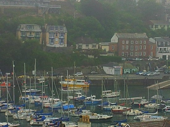 Sea Rock Apartment 7 : Ilfracombe Quay