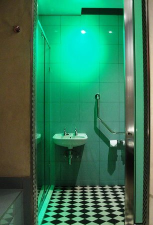 African Pride Melrose Arch Hotel: Green for GO!