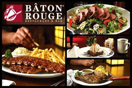 Baton Rouge Steakhouse Bar Ottawa 360 Albert St Byward Market Area Restaurant Reviews Phone Number Tripadvisor