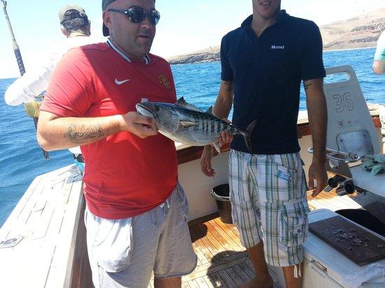 Lanzarote Fishing Club : 2013 june