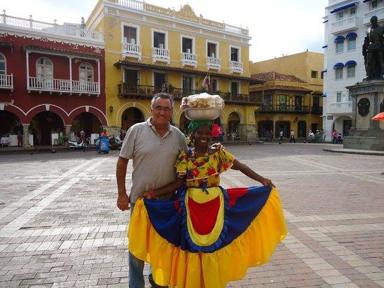 Cartagena Millennium: plaza de la duana