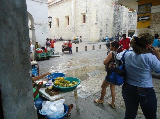 Cartagena Millennium: centro amurallado