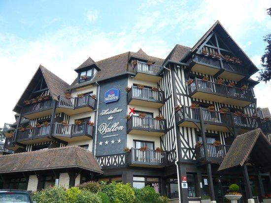 Best Western Plus Hostellerie Du Vallon : L'hôtel