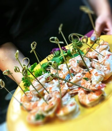 The Parker House Inn and Restaurant: Creative Catering