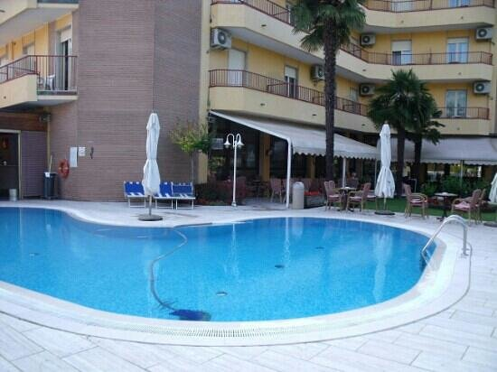 Hotel Imperial: pool