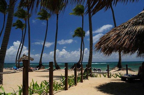 Sirenis Punta Cana Resort Casino & Aquagames: More beach