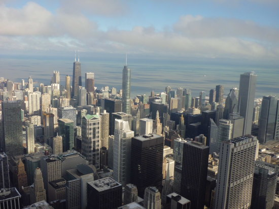 Chicago, IL: sky deck